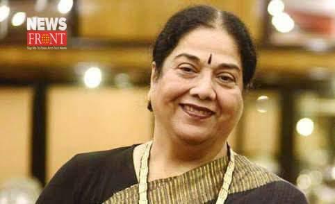 Usha Ganguly | newsfront.co