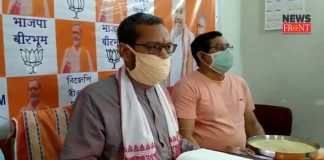 conflict between anubrata mondal and shyamapada mandal | newsfront.co