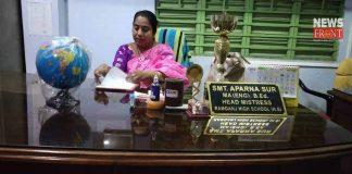 head mistress harass to journalist | newsfront.co