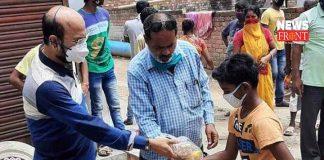 krishnandu playing a role of santa clause   newsfront.co
