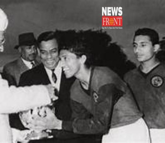 Chuni Goswami   newsfront.co