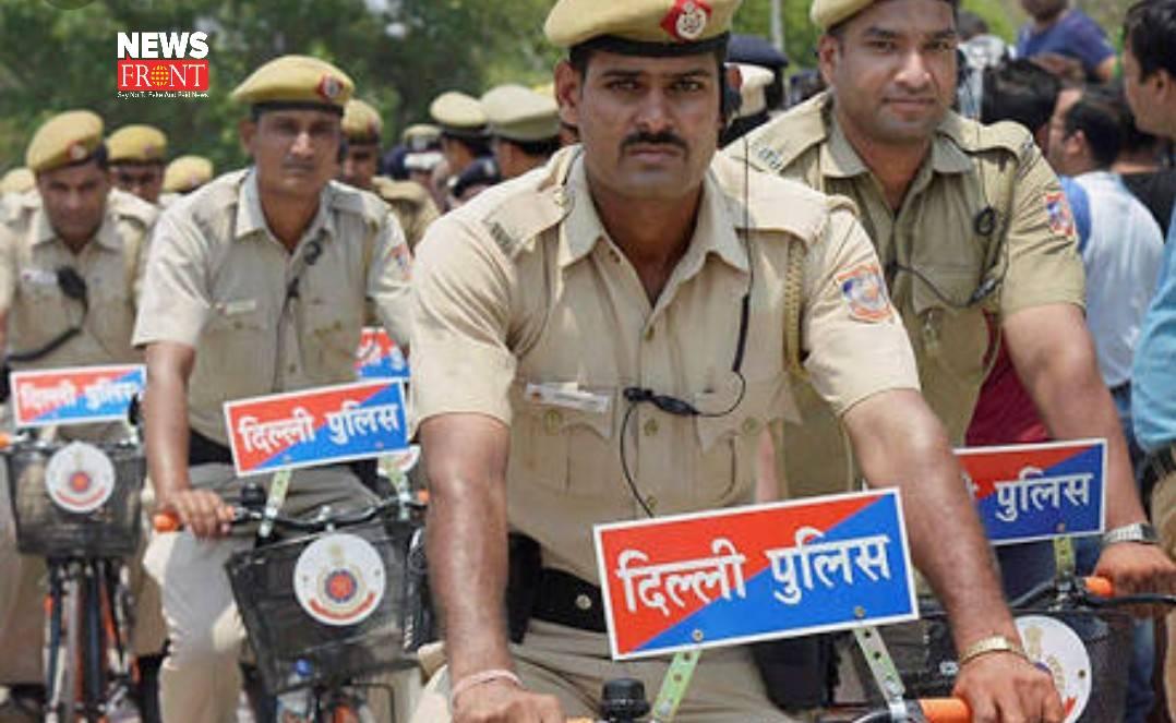 Delhi police   newsfront.co