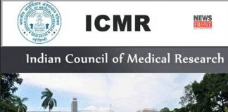ICMR   newsfront.co