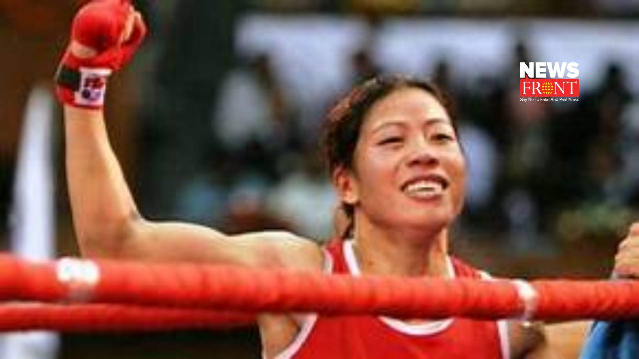 Mary kom | newsfront.co
