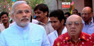 Modi and Daruwalla   newsfront.co
