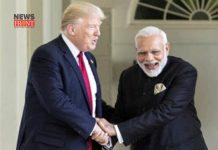 Modi and Trump   newsfront.co