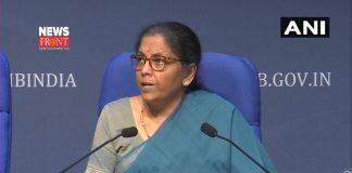 Nirmala Sitaraman | newsfront.co