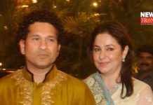 Sachin and Anjali | newsfront.co