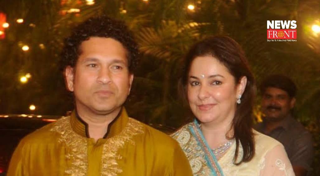 Sachin and Anjali | newsfront.co