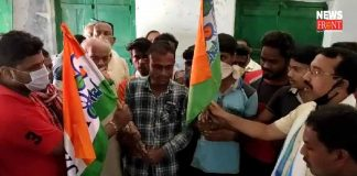 bjp members join tmc in salboni | newsfront.co