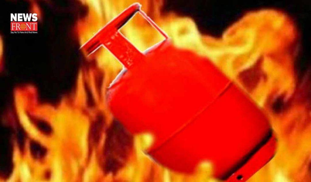 gas cylinder blast   newsfront.co