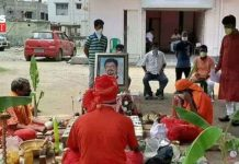 shree bhumi club organize puja for good health of minister sujit basu | newsfront.co