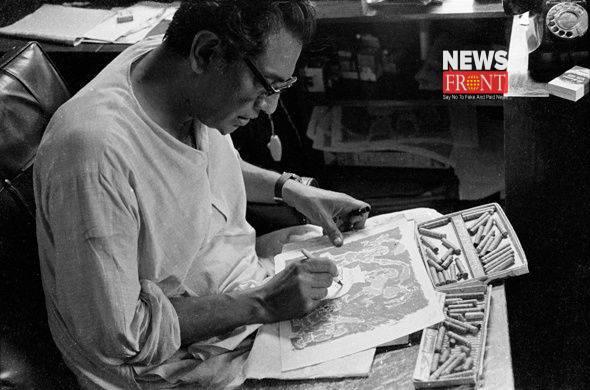 the legend Sattyajit Roy | newsfront.co