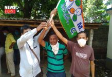 3 bjp members join tmc party in jhargram | newsfront.co