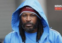 Chris Gayle | newsfront.co