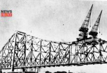 Howrah bridge making | newsfront.co