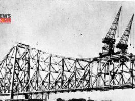 Howrah bridge making | newsfront.co