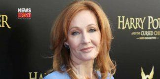 J K Rowling | newsfront.co