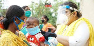 Mask distribution   newsfront.co