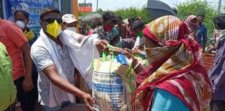 Relief distribution | newsfront.co