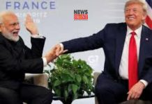 Trump and Modi | newsfront.co