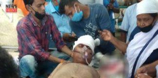injured bjp leader   newsfront.co