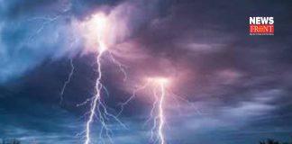 lightning strike   newsfront.co