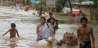 Assam flood affected | newsfront.co