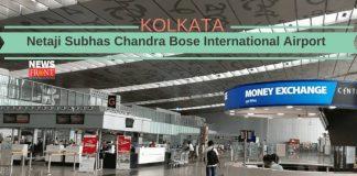 Calcutta airport | newsfront.co