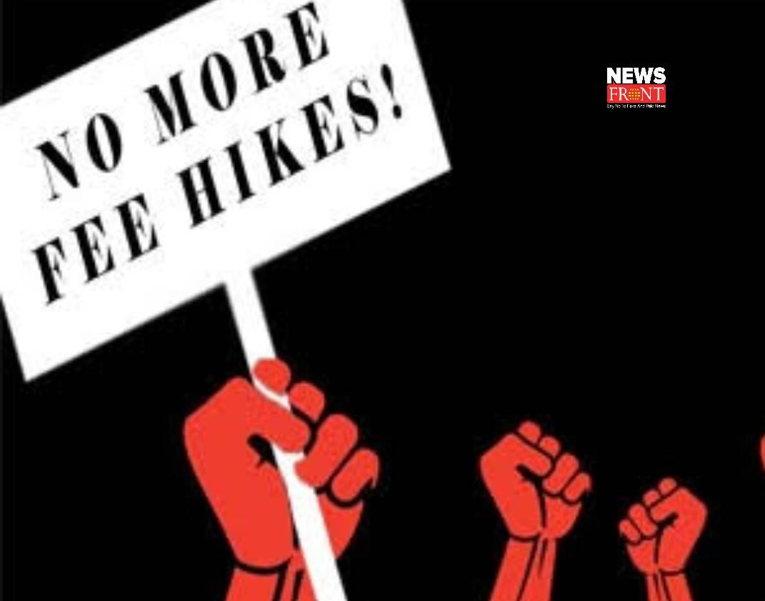 Fee hike | newsfront.co