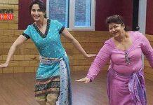 Madhuri and Saroj Khan | newsfront.co