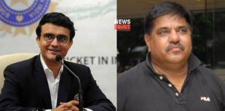 Saurav Ganguly and Ashok Malhotra   newsfront.co