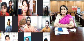 Virtual meeting | newsfront.co