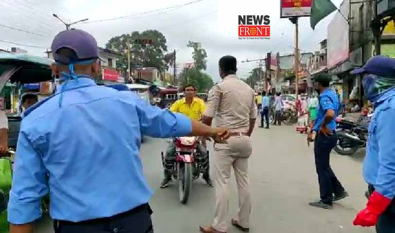 traffic police | newsfront.co