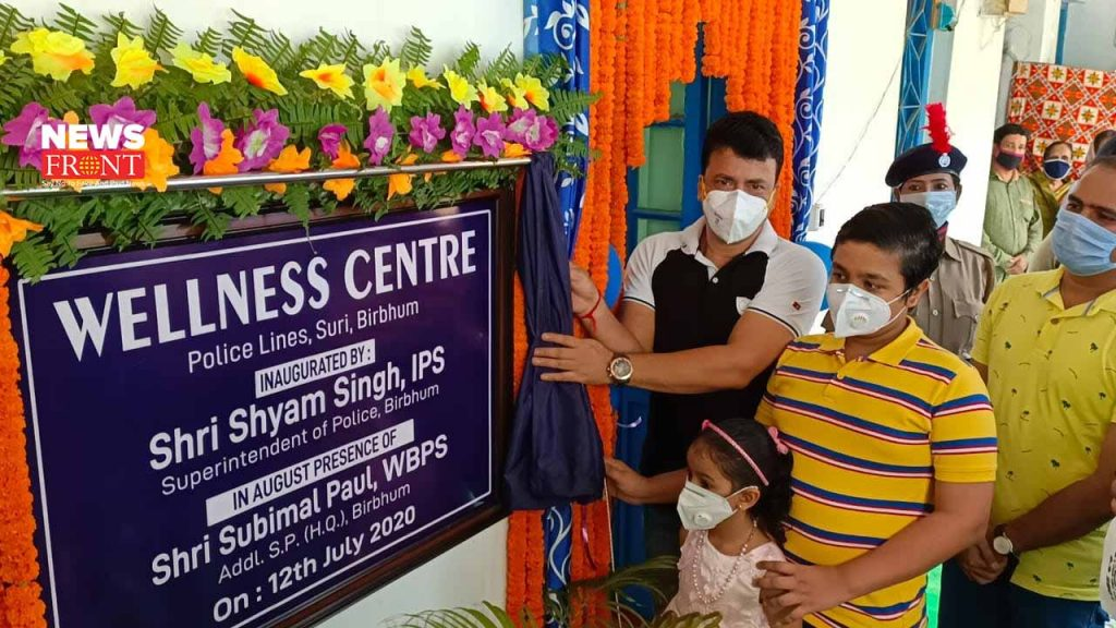 wellness centre | newsfront.co