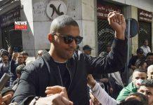 Khaled Drareni | newsfront.co