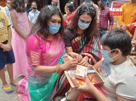 Raksha bandhan   newsfront.co