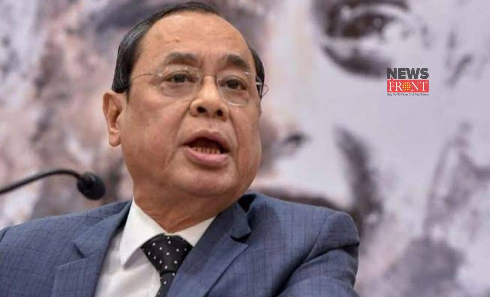 Ranjan Gogoi | newsfront.co
