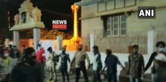 bangaluru violance erupts | newsfront.co