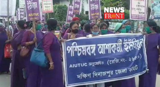 Asha workers | newsfront.co