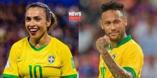 Brazil footballer   newsfront.co