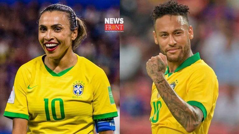Brazil footballer | newsfront.co