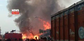 Fire incident | newsfront.co