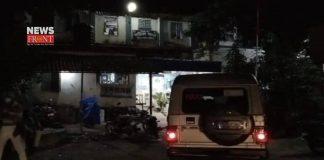 Ghatal police station   newsfront.co