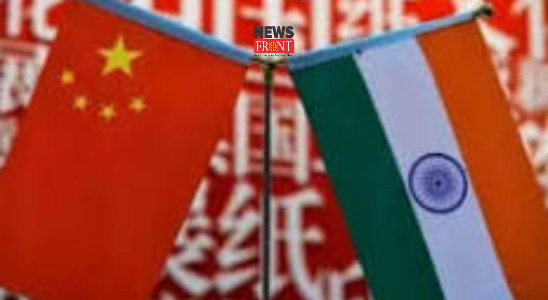 INDIA CHINA | newsfront.co