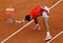 Novak Djokovic | newsfront.co