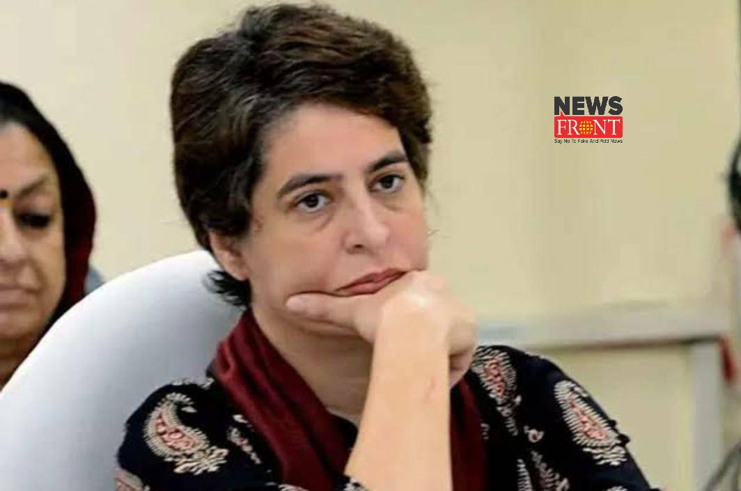 Priyanka Gandhi | newsfront.co