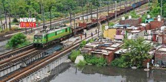 Rail track slum | newsfront.co
