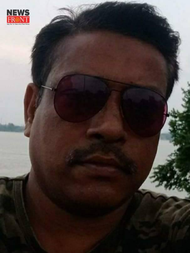 SI Gautam Mahato   newsfront.co