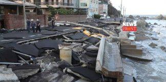 Typhoon Haishen | newsfront.co